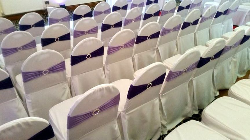 Cotton Chair Covers
