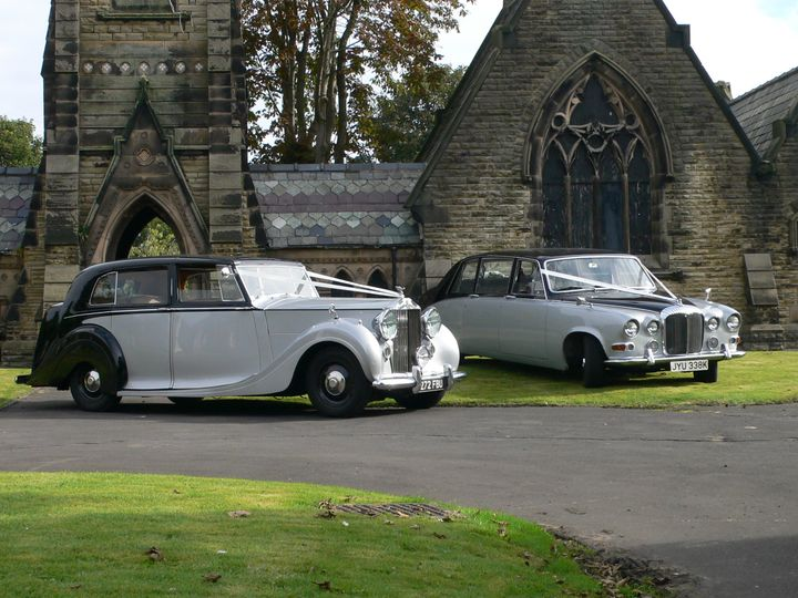 Rolls Royce and Daimler Limous