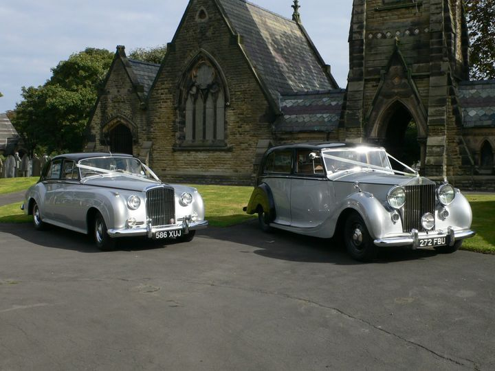 Bentley and Rolls Royce