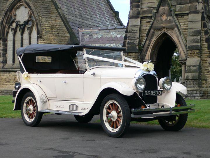 1926 Chrysler Open Tourer