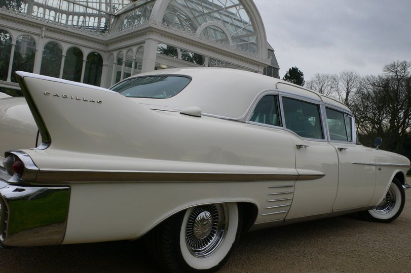 Cadillac Tail fins