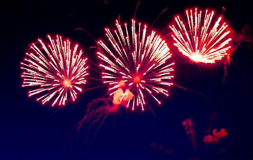 Norwich Fireworks