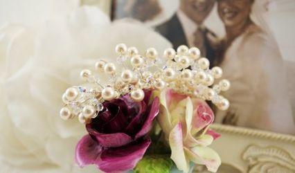 The Lilac Tree Bridal Headdresses & Tiaras