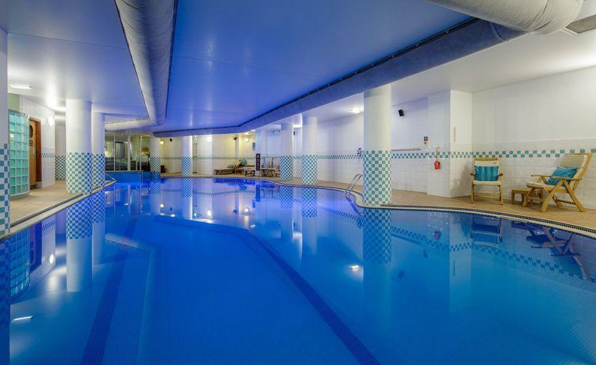 Pool at Hilton Nottingham