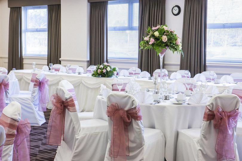Wedding reception Ridley