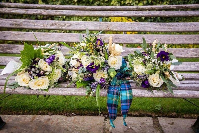 Bridal Floral Bouquets
