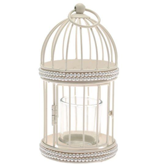 Birdcage Centrepiece -plain