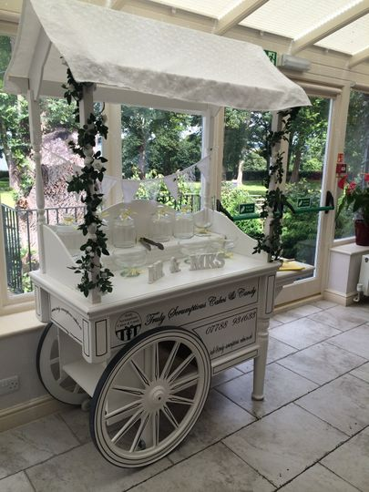 Candy Cart & Sweet Table