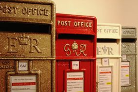 Lancashire Party Post Boxes