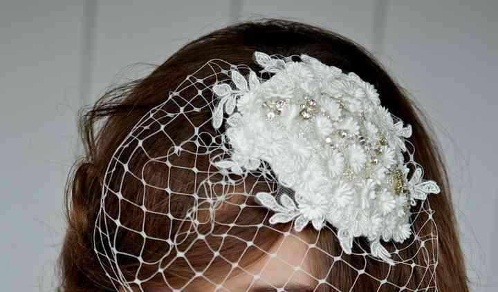 Violet Headpiece