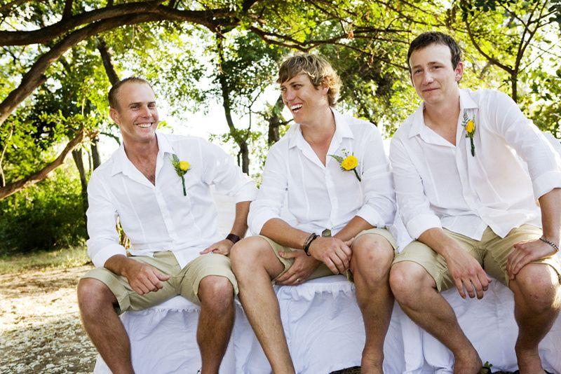 Victoria Falls Wedding