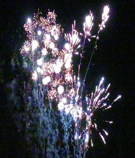 Firework displays
