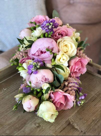 Shower bouquet