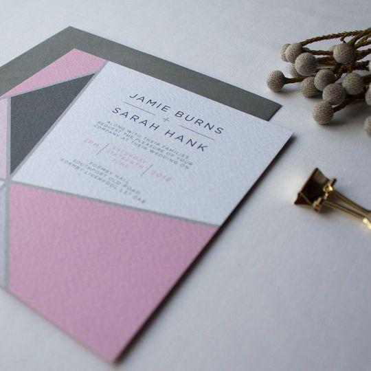 Jellypress Wedding Stationery