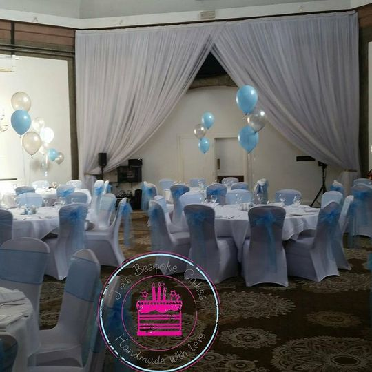 Jo's Bespoke Cakes, Wedding & Events