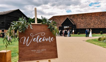The Great Barn at Headstone Manor