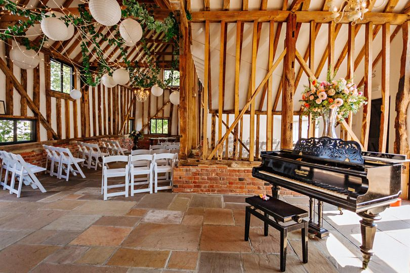 Our stunning Essex barn