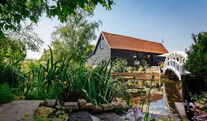 Our beautiful Essex barn