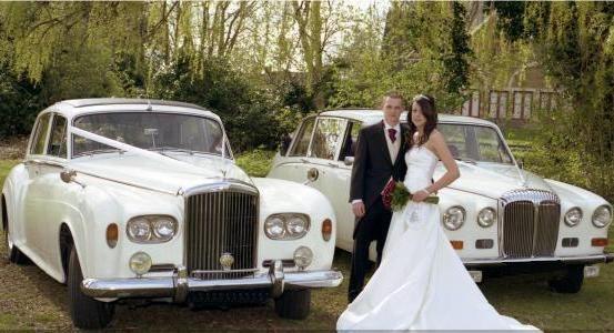 Classic Wedding Limousines