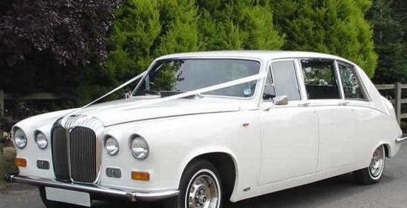 Daimler Limousine 7 seater