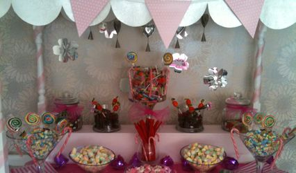 Pretty Princess Cupcakes & Candy 1