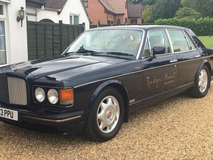 Automobiles for wedding