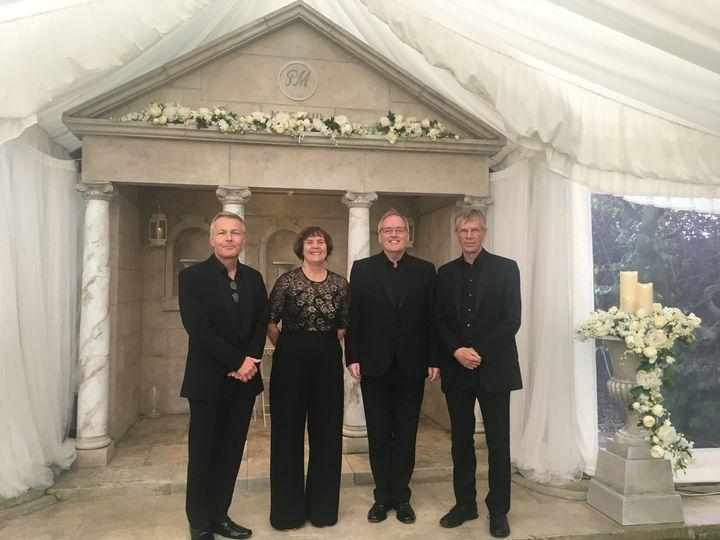 The quartet team