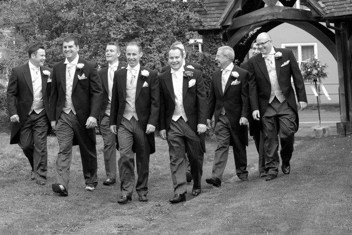 Wedding Groomsen