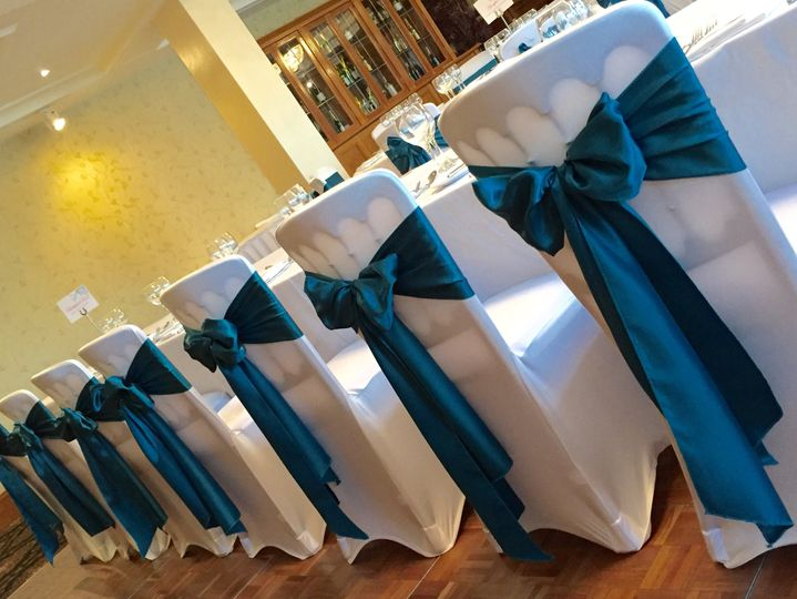 Beardmore hotel wedding