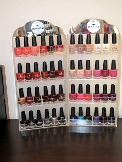 Nail polish by Jessica