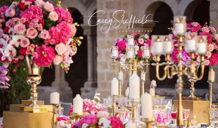 Luxury wedding in Spain