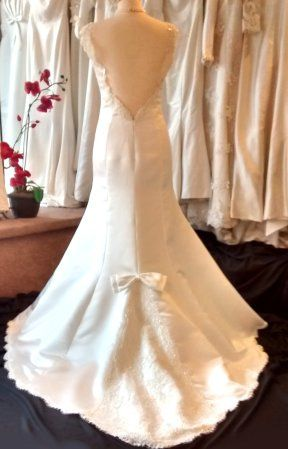 Handmade wedding dresses