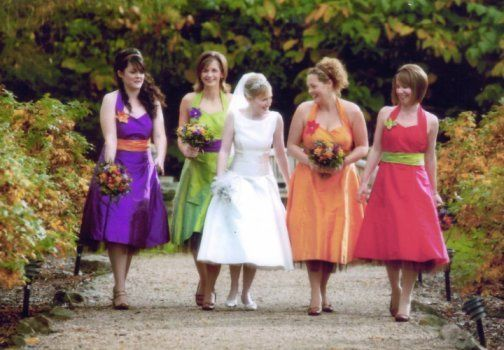 Bill haddon photo, our dresses