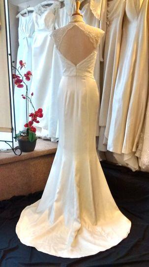 Tailor made wedding dresses