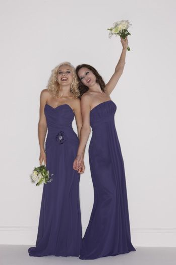Romantica Bridesmaid Dresses