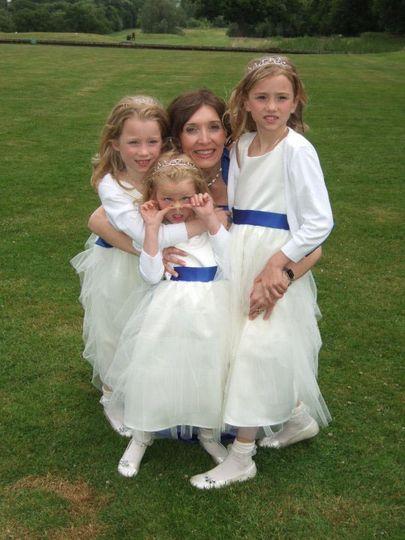 Claire's Bridesmaids 2010