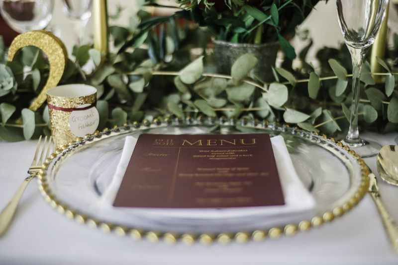 Luxury Place Settings