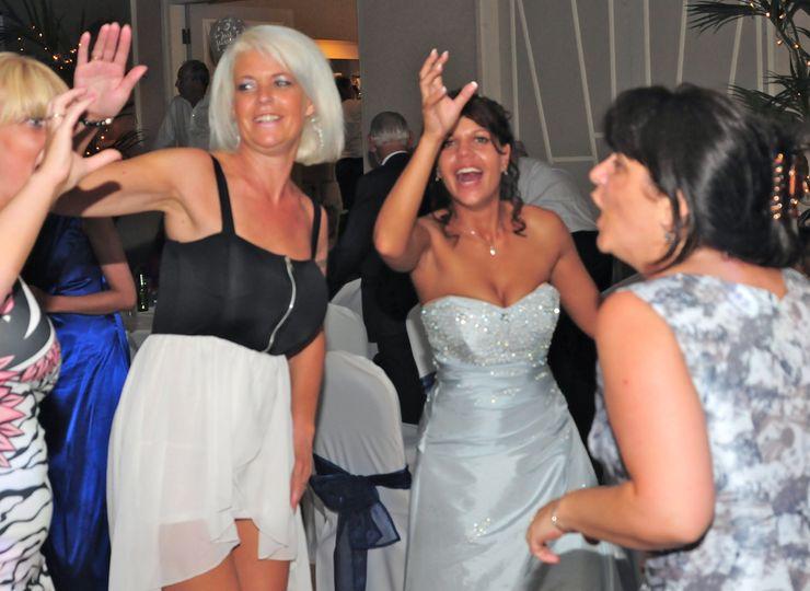 Wedding at Clifton, Southport