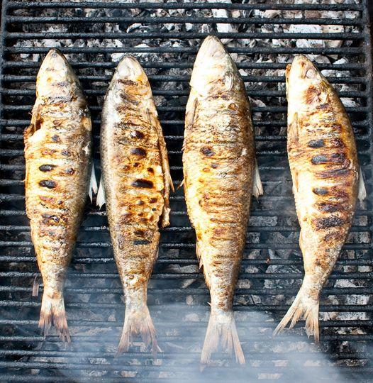 BBQ fish