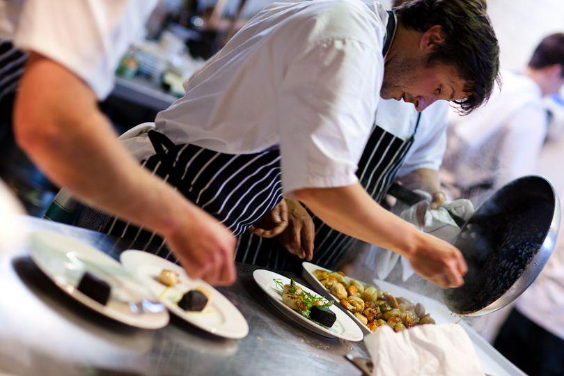 Gideon Hitchin Catering
