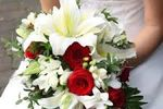 Bridal bouquet (fresh)