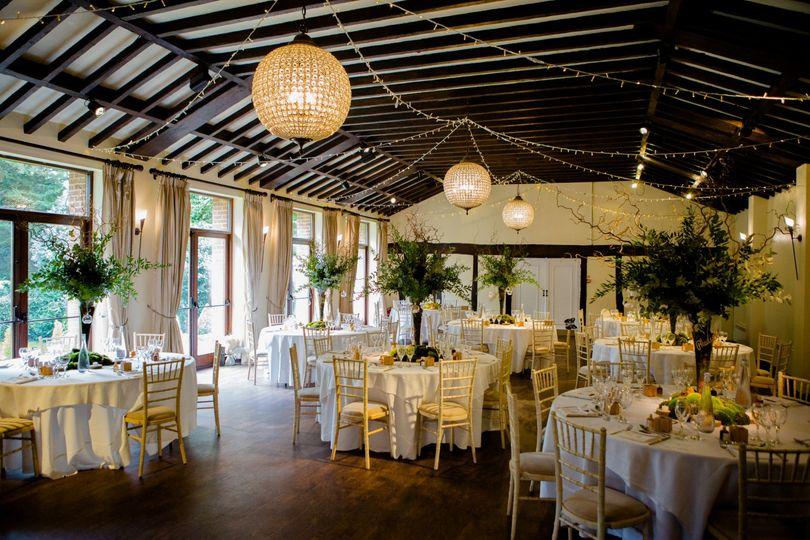 Woodland Themed Wedding