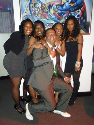 Jahson with Promo Girls