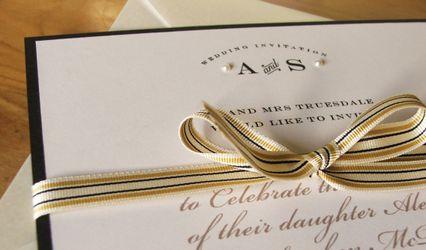 Forever Evelyn Wedding Stationery