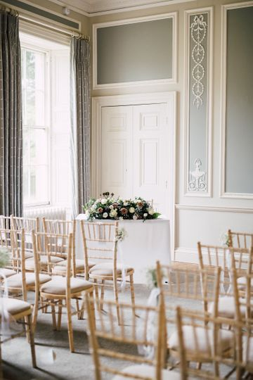 Drawing room ceremony