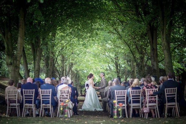 Lime tree ave ceremony