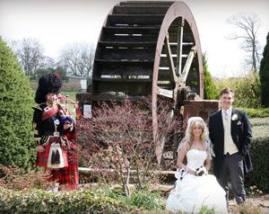 Gretna Green Weddings at The Mill Forge