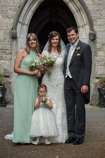 Wedding in N.Wales