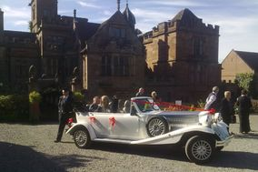 Beauford Car for Weddings