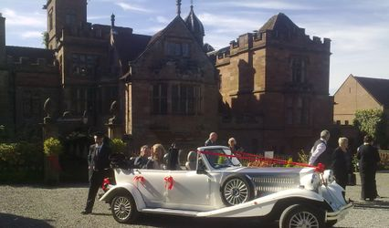 Beauford Car for Weddings 1